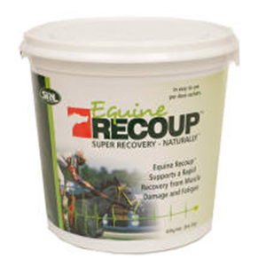 Equine Recoup - Natural Performance Supplement for Horses